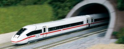 【KATO】ドイツ高速鉄道 ICE4 再生産