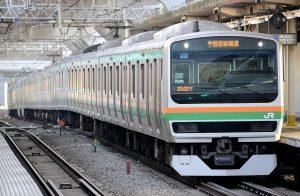 【TOMIX】E231系1000番台(東海道線)再生産