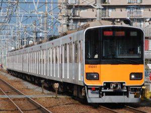 【グリーンマックス】東武鉄道50050型(前面方向幕点灯)発売