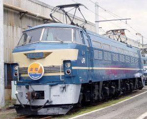 【KATO】EF66形 前期形 再生産