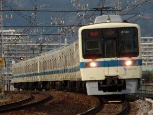【グリーンマックス】小田急電鉄8000形(更新車)再生産