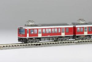 【MODEMO】箱根登山鉄道2000形 レーティッシュ塗装(初期仕様)発売