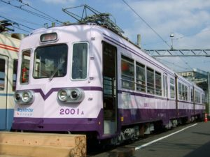 【鉄コレ】筑豊電鉄 2000形2001号(紫)発売