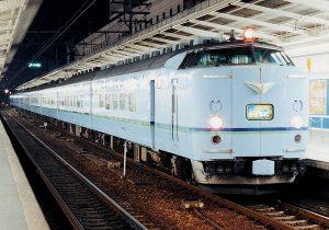 【TOMIX】限定品 583系 急行きたぐに(JR西日本旧塗装)発売