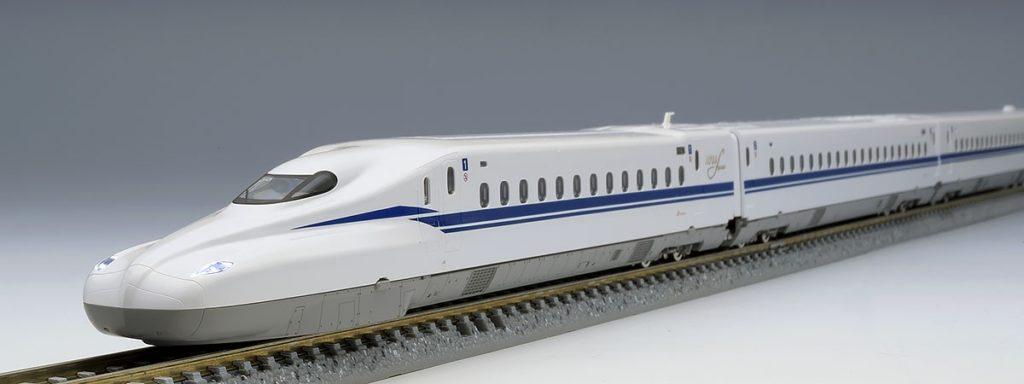 TOMIX トミックス 98670 JR N700-9000系(N700S確認試験車)新幹線基本セット
