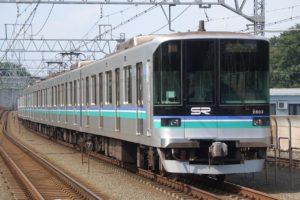 【マイクロエース】埼玉高速鉄道 2000系(2108編成)発売