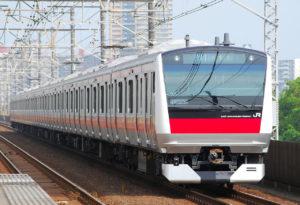 【KATO】E233系5000番台 京葉線(貫通編成)発売
