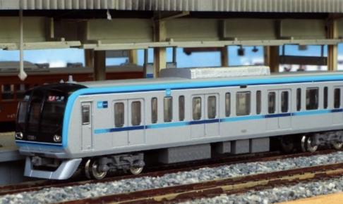 東京メトロ15000系(第53編成・行先選択式) 基本4両編成セット(動力付き)
