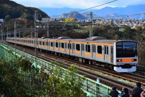 【TOMIX】209系1000番台 中央線 発売