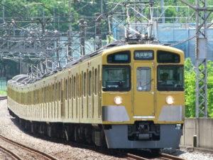 【グリーンマックス】西武鉄道 新2000系(前期形・新宿線)発売