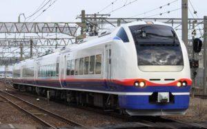【グリーンマックス】E653系1100番台 しらゆき 再生産