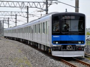 【グリーンマックス】東武鉄道60000系(アンテナ2本搭載)発売