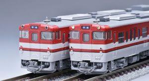 【TOMIX】キハ40系500番台(新潟色・赤)再生産