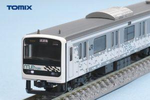 【TOMIX】限定品  209系0番台 在来線試験電車MUE-Train 発売