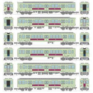 【鉄コレ】大阪市営地下鉄 谷町線50系 発売