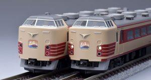 【TOMIX】189系(M51編成・復活国鉄色)再生産