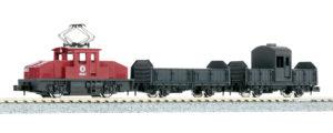【KATO】チビ凸セット いなかの街の貨物列車 発売