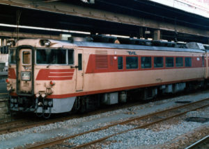 【TOMIX】キハ82系(北海道仕様)再生産