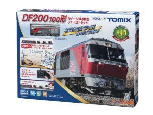 【TOMIX】DF200形100番台 ファーストセット 再生産
