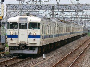 【KATO】415系 常磐線(新色)発売