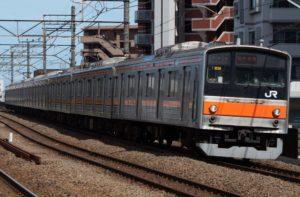 【グリーンマックス】205系5000番台代 武蔵野線(M21編成)発売