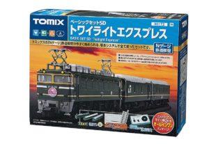 【TOMIX】ベーシックセットSD トワイライトエクスプレス 再生産