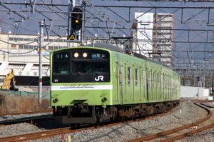 【グリーンマックス】201系体質改善車 おおさか東線・大和路線 発売