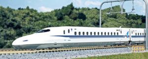 【KATO】スターターセット N700A新幹線 発売