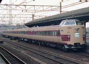 【エンドウ】(HO) 381系 発売