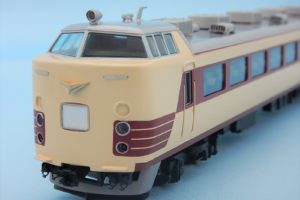 カツミ (HO)国鉄485系特急形電車 クハ481-300