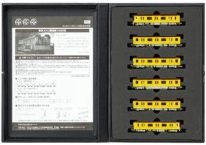ポポンデッタ 6011 メトロ銀座線1000系後期型6両セット