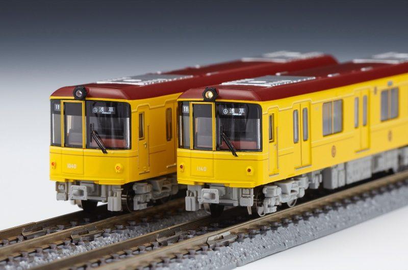 ポポンデッタ 6012 東京メトロ銀座線1000系特別仕様車6両セット