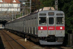 【グリーンマックス】東急電鉄8500系 田園都市線(黄色テープ付き)再生産
