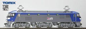 【TOMIX】 (HO) イベント限定 EF210形(105号機)発売