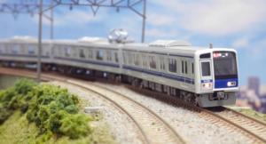 【グリーンマックス】西武鉄道6000系アルミ車(6158編成・ベンチレーター撤去後)発売