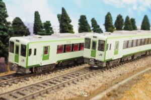 【グリーンマックス】キハ110系 200番代(飯山線)再生産