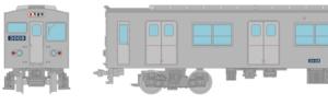 【鉄コレ】大阪市営地下鉄 御堂筋線30系(アルミ車・EXPO'70)発売