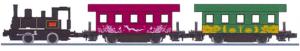 【KATO】京都駅店特製品 チビロコ 京のおもたせチビロコセット 発売