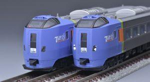【TOMIX】キハ261系1000番台 スーパーとかち 再生産