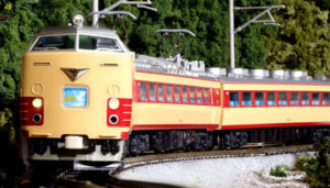 【KATO】485系300番台 再生産