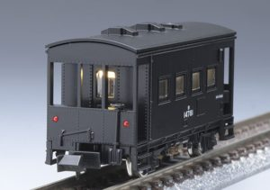 【TOMIX】ヨ5000形 再生産