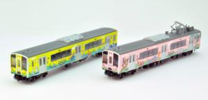 【鉄コレ】青い森鉄道 青い森701系(11ぴきのねこラッピング車)発売
