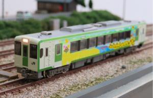 【グリーンマックス】キハ110形 200番代(飯山線の四季ラッピング)再生産