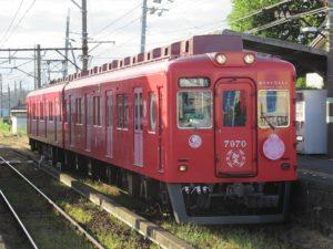 【マイクロエース】南海電鉄7100系「めでたいでんしゃ なな」発売