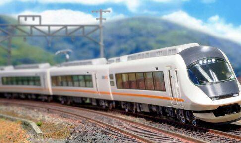 GREENMAX グリーンマックス gm 30722 近鉄21020系アーバンライナーnext(座席表示変更後)6両編成セット(動力付き)