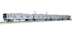 【KATO】205系3100番台(仙石線色)再生産