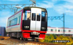 【グリーンマックス】名鉄2200系2次車(前面窓透過タイプ)発売