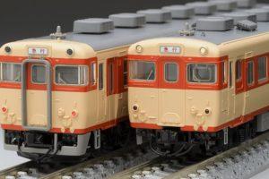 98369-ディーゼルカー JR キハ58系急行ディーゼルカー(のりくら)セット