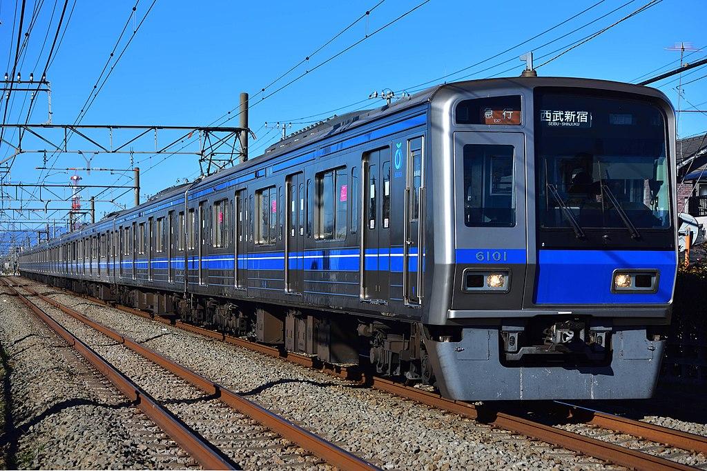 【グリーンマックス】西武鉄道6000系 新宿線(6101編成)2020年5月発売