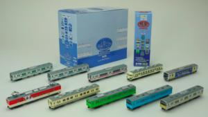 【鉄コレ】NewDays・NewDaysKIOSKオリジナル 鉄道コレクション第2弾 発売